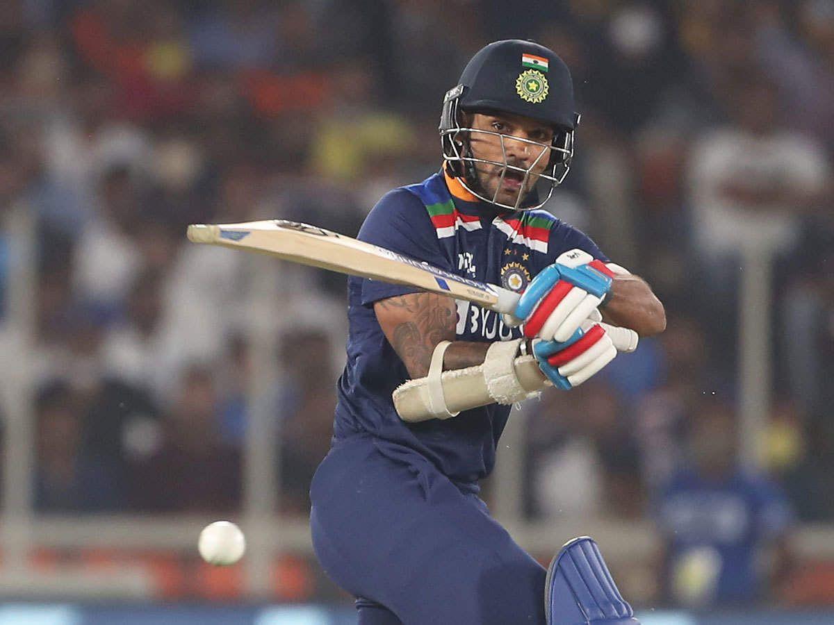 Shikhar Dhawan has to be amongst the runs: Laxman