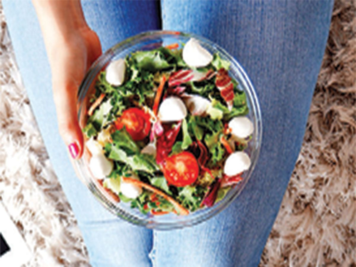 Plant-based diet is the way to go - Ahmedabad Mirror