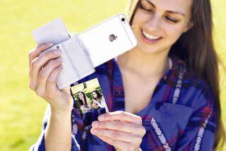 એક એવું પોકેટ પ્રિન્ટર જે સ્યાહી વગર તમે ઇચ્છો એ ફોટોગ્રાફ્સ પ્રિન્ટ કરે