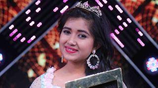 Sa Re Ga Ma Pa grand finale: જબલપુરની ઇશિતા વિશ્વકર્મા બની વિજેતા