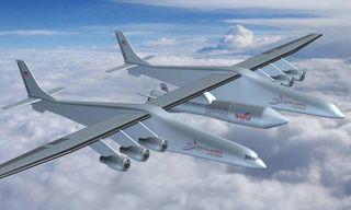 અમેરિકામાં દુનિયાનું સૌથી વિશાળ વિમાન પ્રથમ ઉડ્ડયન માટે તૈયાર