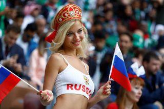 PHOTOS: રશિયામાં ભવ્ય સમારંભ સાથે ફિફા વર્લ્ડ કપનો રંગારંગ પ્રારંભ