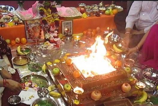 હિંમતનગરમાં આઠમે પૂજા, હવન, પલ્લી યોજાઈ | નવગુજરાત સમય
