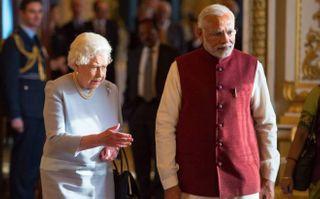 'મોદી ઇન લંડન' : બ્રેક્ઝિટ બાદ બ્રિટન સાથે ભારતનો વેપાર-સહયોગ વધશે