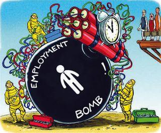 દેશમાં ખરેખર રોજગારી કેટલી, ને કેટલી બેરોજગારી ?
