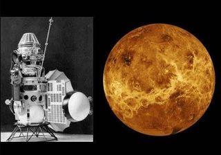 Venera 3એ બીજા ગ્રહ પર લેન્ડ કરવાનો રચ્યો વિક્રમ