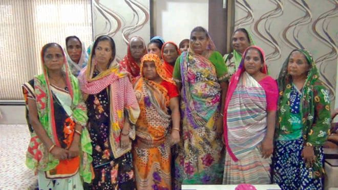In the name of widowhood in Modasa, women are cheated by fraud