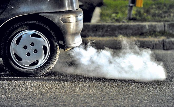 On 10 year old diesel vehicles to combat pollution Demand for banning Gandhinagar