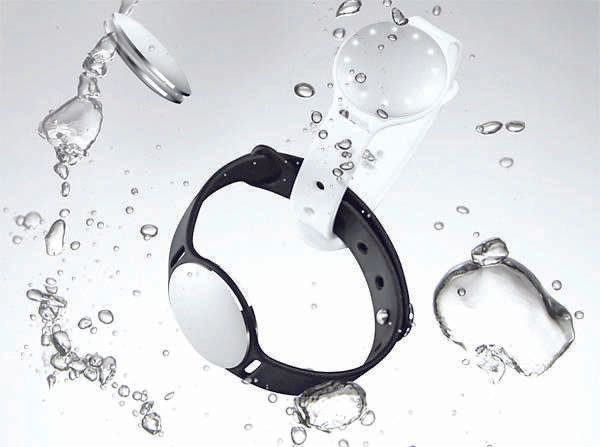 Waterproof gadget