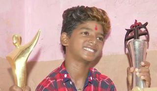 મુંબઇનાં 11 વર્ષીય સની પવારને ન્યૂયોર્ક ઇન્ડિયન ફિલ્મ ફેસ્ટિવલમાં એવોર્ડ