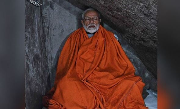 Cave PM Modi meditated in can be rented for Rs 990 a day