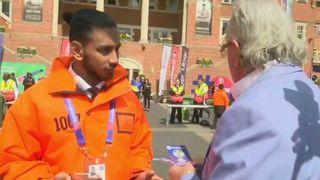 ભારત Vs ઓસ્ટ્રેલિયા મેચ નિહાળવા ભાગેડૂ વિજય માલ્યા સ્ટેડિયમમાં