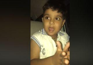 Video: બાળકની પનીર બનાવવાની રીત સાંભળીને તમે હસવાનું નહીં રોકી શકો