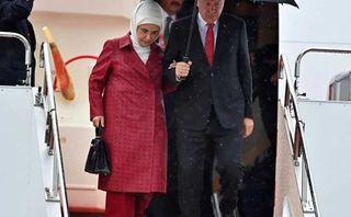 મોંઘીદાટ હેન્ડબેગના કારણે તુર્કીની ફર્સ્ટ લેડીની ભારે ટીકા થઈ