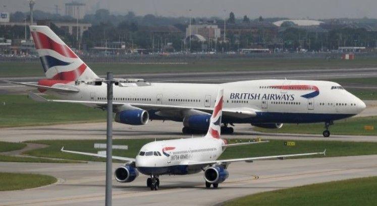 British Airways fines $ 1,580 crores