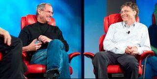 બિલ ગેટ્સે સ્ટીવ જોબ્સને ગણાવ્યા જાદુગર,કહ્યું,- તેમણે એપલને ડૂબતા બચાવી
