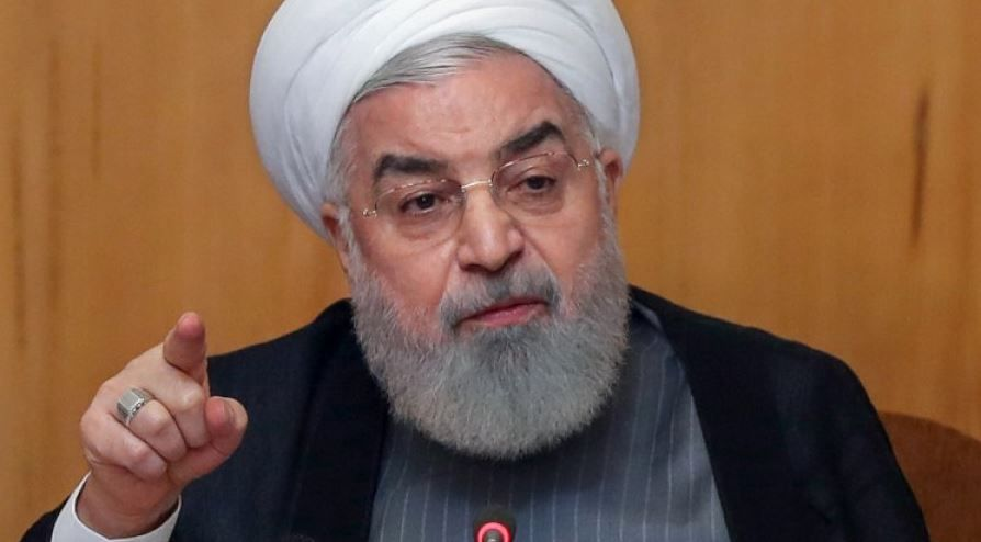 Hassan Rouhani says Iran ready to talk to US if sanctions lifted