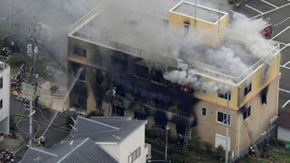 જાપાન: એનિમેશન સ્ટૂડિયોમાં ભીષણ આગ લાગતા 23ના મોત, 35 ઈજાગ્રસ્ત