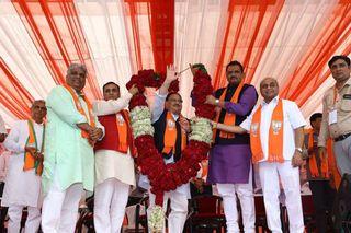 અમદાવાદમાં બોલ્યા જેપી નડ્ડા- ગુજરાતે બાપુ,સરદાર પટેલ અને મોદી જેવા નેતા બનાવી દીધા