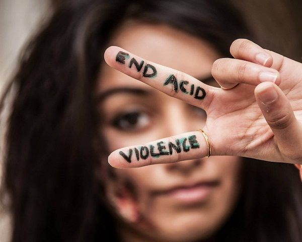 acid attack in Surat