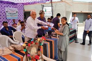 RTI એકિટવિસ્ટ અમિત જેઠવાની 10મી પુણ્યતિથિએ શાળામાં કાર્યક્રમ