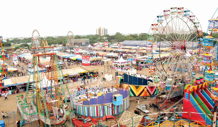 If any thing happen in lok mela rides the strict action will be taken