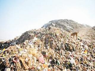 સોખડામાં 1.24 લાખ મેટ્રિક ટન કચરાના ઢગલાનો નિકાલ થશે