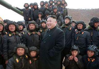 ઉત્તર કોરિયાએ બે મિસાઈલ છોડી હોવાનો દક્ષિણ કોરિયાનો દાવો