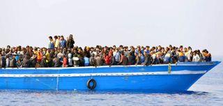 લીબિયાના તટ પર બોટ ડૂબતા 150 પ્રવાસીઓ લાપતા