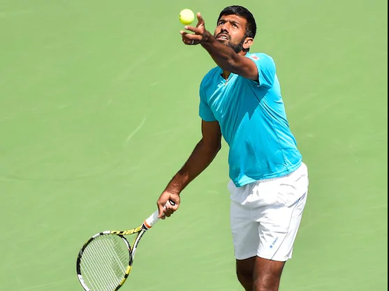 Rohan Bopanna once again becomes India's No. 1 player in tennis doubles