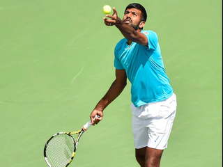 રોહન બોપન્ના એક વાર ફરીથી બન્યો ટેનિસ ડબ્લસ મા ભારતનો નંબર 1 ખિલાડી