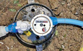 ઘર-વપરાશના પાણીના ગેરકાયદે ઉપયોગ બદલ કેદ અને દંડની સજા
