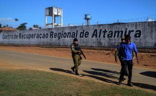 બ્રાઝિલની જેલમાં ભયંકર ગેંગવોર, 57 કેદીઓના મોત, 16ના માથા ધડથી અલગ