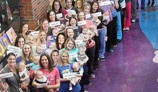 અમેરિકા: હોસ્પિટલની 36 નર્સો એક જ વર્ષ દરમિયાન ગર્ભવતી બનતા કૂતુહૂલ