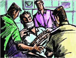 પિતા પાસેથી પૈસા લેવાના હોવાથી પુત્રનું અપહરણ ને ઘરમાં તોડફોડ