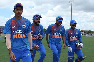 પ્રથમ ટી20માં વિન્ડિઝ સામે ભારતનો શાનદાર વિજય