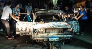 કાહિરામાં હોસ્પિટલની બહાર વિસ્ફોટ, 19ના મોત