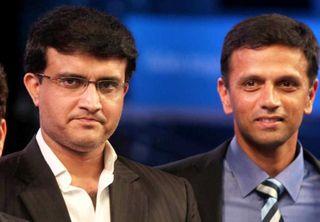 દ્રવિડને હિતોના ટકરાવ મુદ્દે નોટિસઃ ગાંગુલીએ કહ્યું ભગવાન ક્રિકેટને બચાવી લો