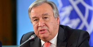 ભારત-પાકિસ્તાન સંયમ રાખે : UN મહાસચિવ