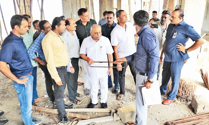 Circuit house constructed in Somnath to be completed by next year: Nitin Patel