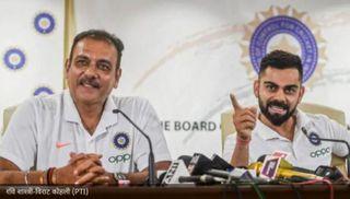 ભારતીય ક્રિકેટ ટીમના હેડ કોચ તરીકે રવિ શાસ્ત્રીની પુન:નિયુક્તિ કરવામાં આવી