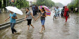 રાજ્યમાં સરેરાશ 88.38 % વરસાદ, કચ્છમાં સૌથી વધુ 102 % પડ્યો