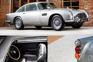 James Bondની બૂલેટપ્રુફ કાર Aston Martin 45 કરોડમાં વેચાઇ