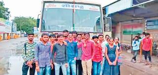 મોરબી-ઘાટીલા રૂટની ST બસ અનિયમિત : વિદ્યાર્થીઓ હેરાન