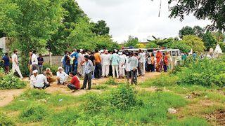 ડીસાના વિરૂણા ગામની પરિણીતાની હત્યાનો ભેદ ઉકેલી પતિની ધરપકડ કરાઇ