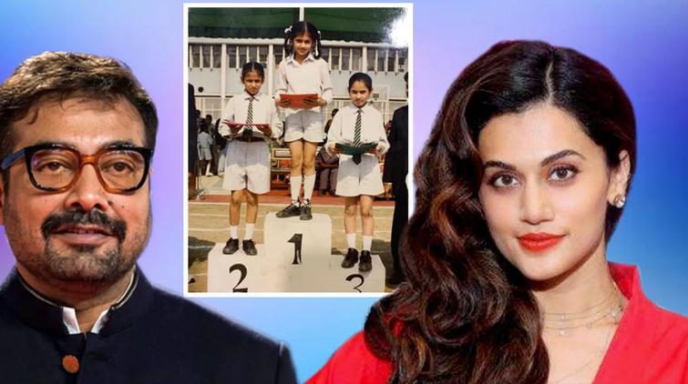 Anurag Kashyap Trolls Taapsee Pannu's Adorable Childhood 'winning' Pic