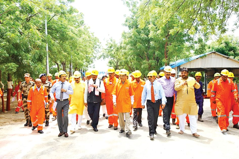 Mehsana ONGC asset front in important oil field in the country: Dharmendra Minister