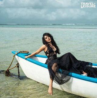 'Travel+Leisure India' માટે કિયારા અડવાણીનો 'ગ્લેમર ફોટોશૂટ'