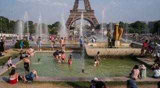 ફ્રાન્સમાં ભીષણ ગરમીને કારણે અત્યાર સુધી 1500ના મોત