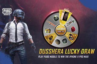 હવે PUBG Mobile દ્વારા તમે જીતી શકો છો  iPhone 11 Pro Max